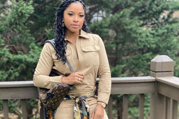 Toya Johnson Has News About Her Natural Hair