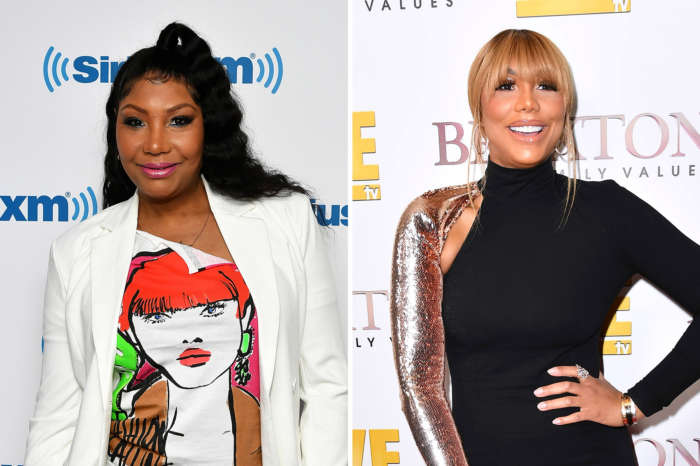 Tamar Braxton's Sister, Traci Braxton Addresses The Family Tragedy