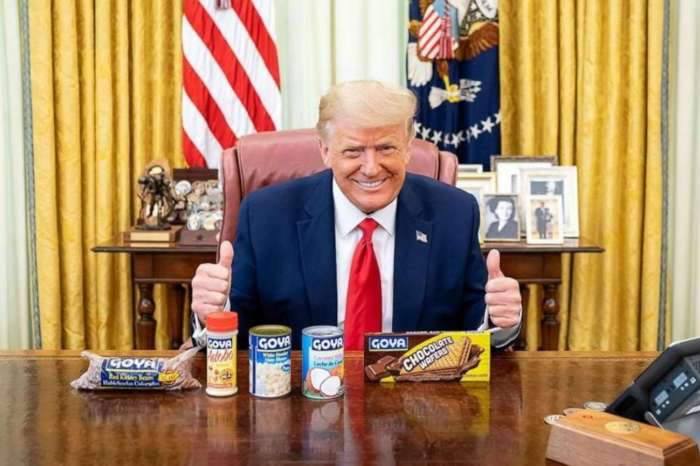Donald Trump's Niece Slams Him For Posing With Goya Products Amid The Pandemic - 140,000 Americans Dead But He's 'Hawking Beans!'