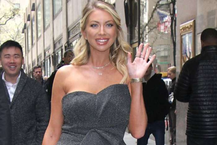 Vanderpump Rules - Pregnant Stassi Schroeder Gives Fans A Bare Baby Bump Update