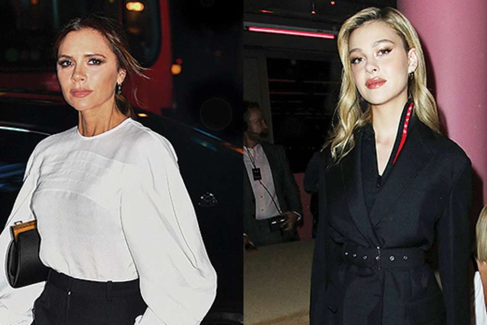 Victoria Beckham Really Excited To Maybe Design Her Future Daughter-In-Law's Wedding Gown!