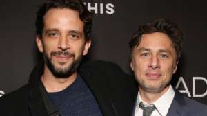 Zach Braff Reveals Nick Cordero's Heartbreaking Dying Wish Was For Him To Look Out For His Wife And Son