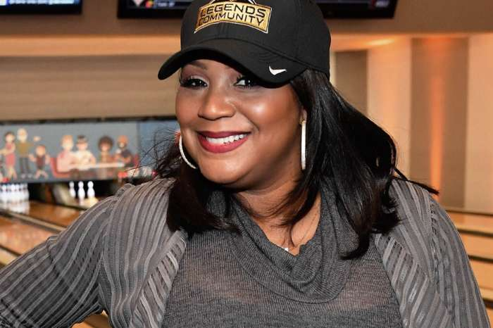 Trina Braxton Writes A Message In The Memory Of Breonna Taylor