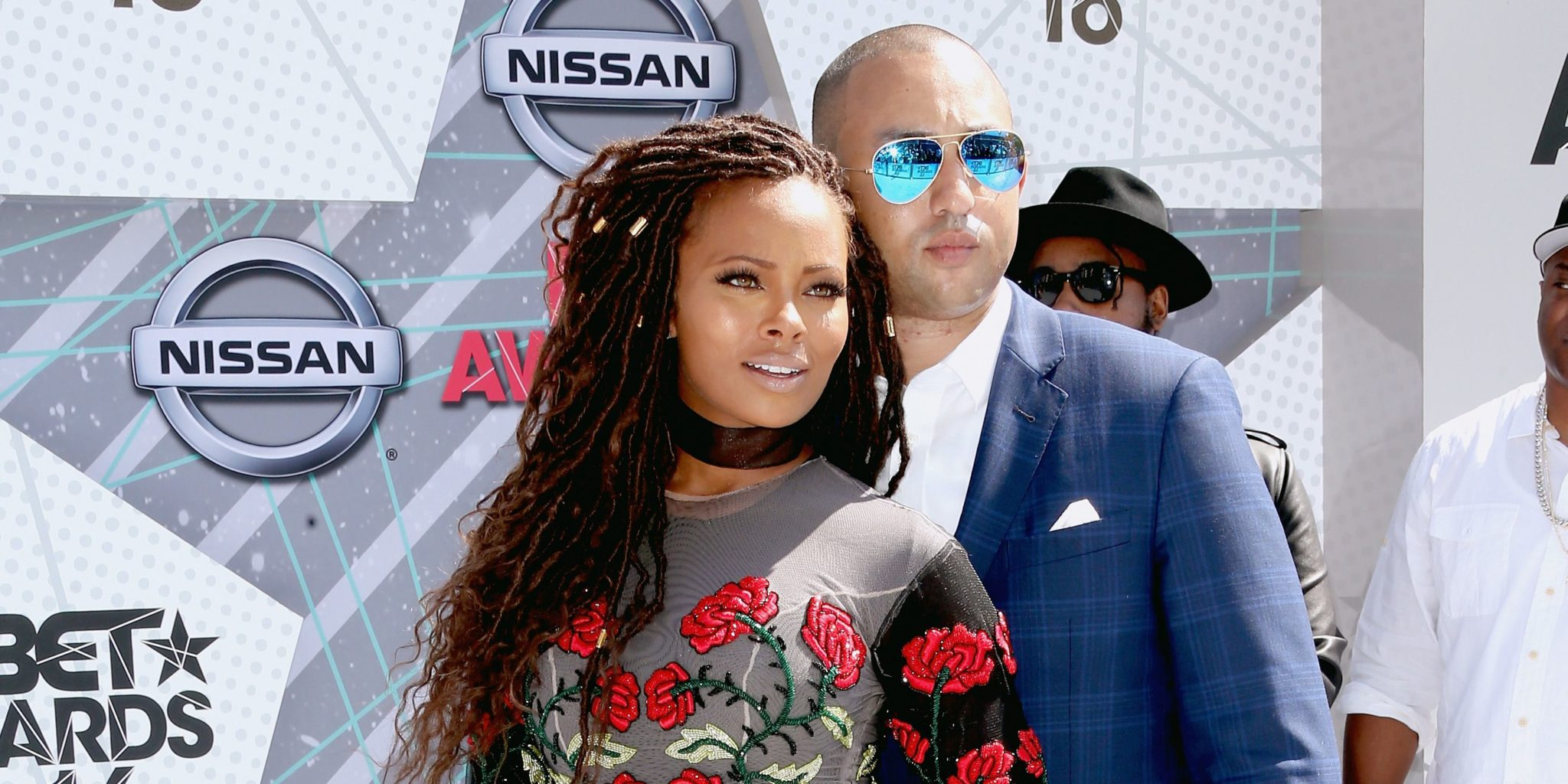 Eva Marcille Has An Important Message From Mike Sterling Regarding Anti-Police Protests - See The Video