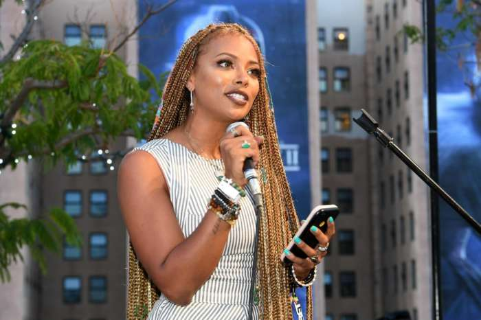 Eva Marcille Shared A Throwback Photo That Took Fans Down The Memory Lane