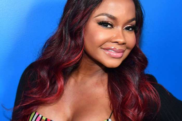 Phaedra Parks Shares Precious Advice For Her Fans - Watch Her Video