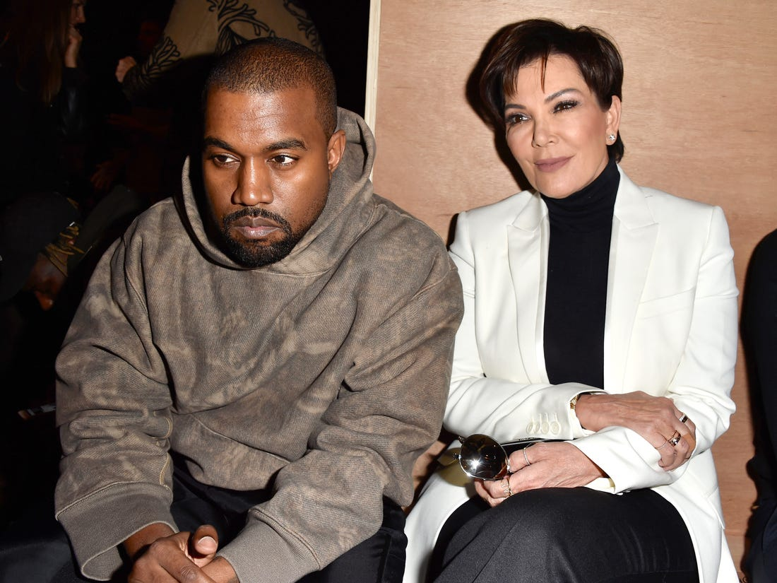 Kanye West Gushed Over His Mother In Law, Kris Jenner - See What He Had To Say About Her!