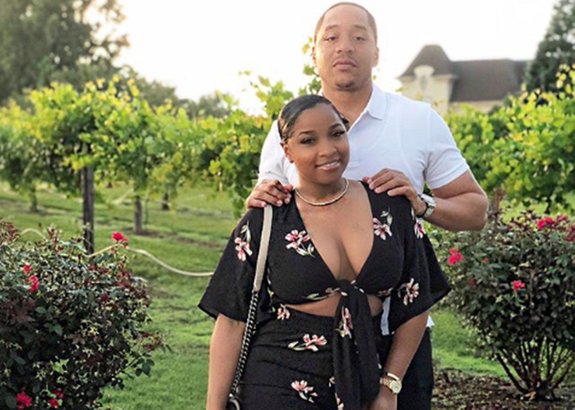Toya Johnson Is Slaying This Really Youthful Outfit - Check Out The Photo Here