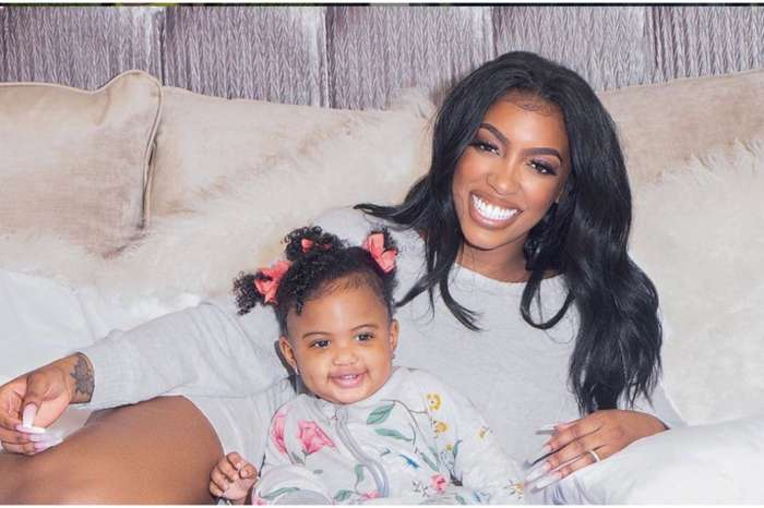 Dennis McKinley And Porsha Williams' Daughter, Pilar Jhena Is Criticized For Not Saying Any Words
