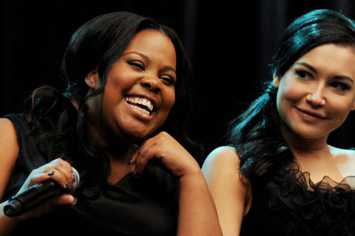 Amber Riley Pays A Touching Tribute To Late 'Glee' Co-Star Naya Rivera With This Amazing Performance!