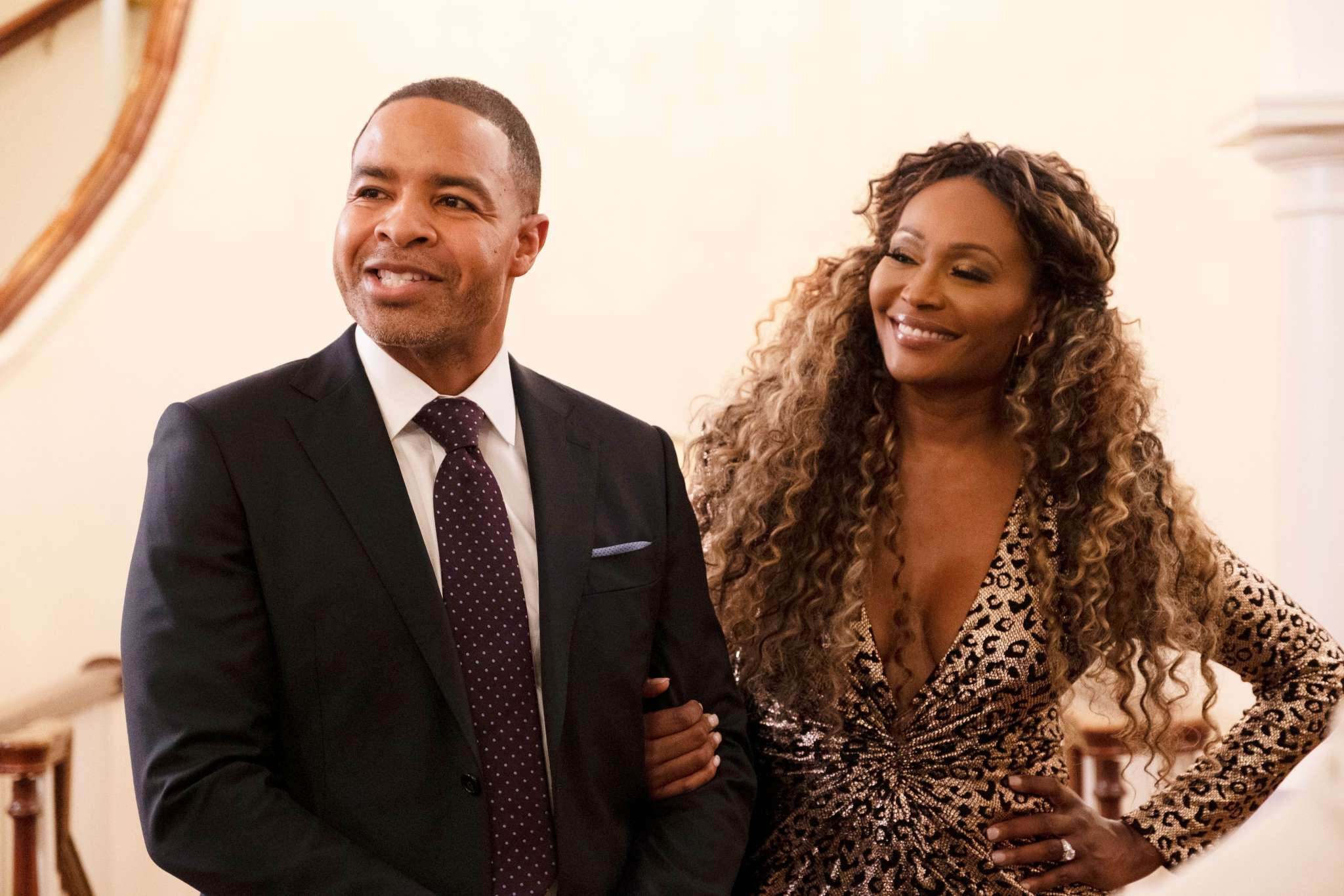 """cynthia-bailey-had-a-date-night-with-mike-hill-see-their-photos"""