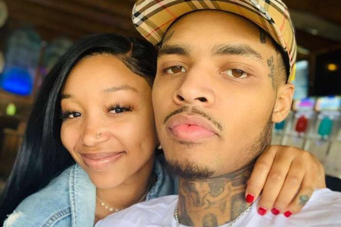 Tiny Harris' Daughter, Zonnique Pullins Finally Reveals She's Pregnant - She's Expecting A Baby Girl With Bandhunta Izzy!