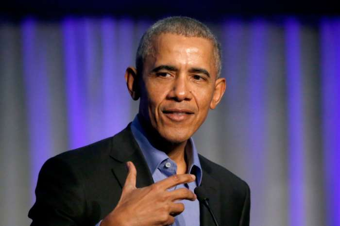 Barack Obama Shows Support To The NBA And The WNBA After Boycotting Their Games In Sign Of Protest Following Jacob Blake's Shooting By Police!