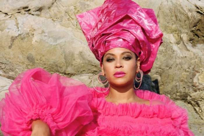 Beyonce Is Striking In Molly Goddard — Black Is King Water