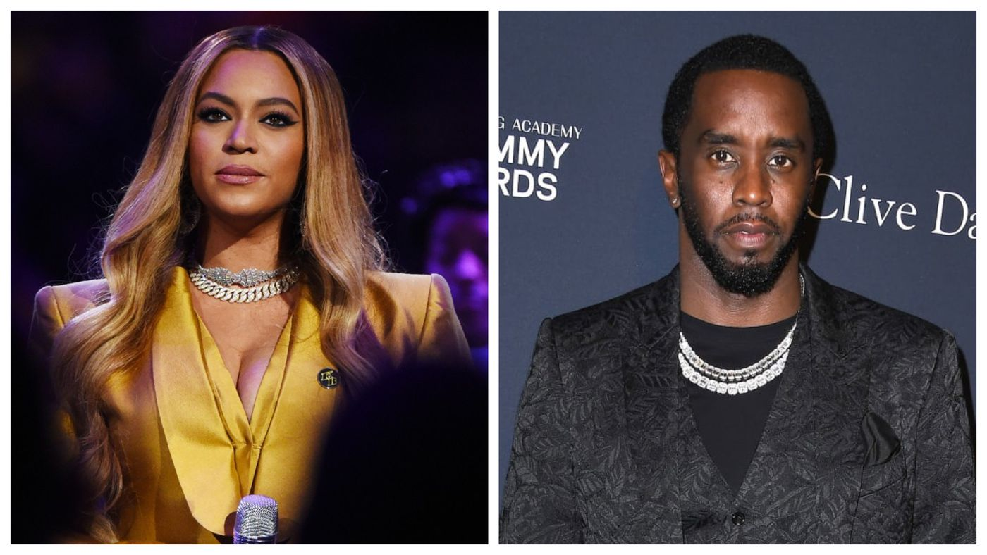 Diddy Gushes Over Beyonce And Her Surprise Deluxe Edition Of Her 'The Lion King: The Gift' Album