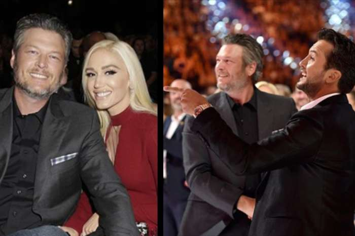 Luke Bryan Teases Pal Blake Shelton By Arguing That Him Dating Gwen Stefani Is Why People Are Even Listening To His Music!