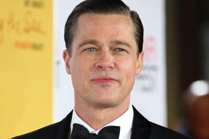 Brad Pitt's New Model Girlfriend Nicole Poturalski Reportedly Has A Husband