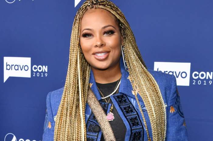 Eva Marcille Talks About Women Leaders And Doing What's Right For The City
