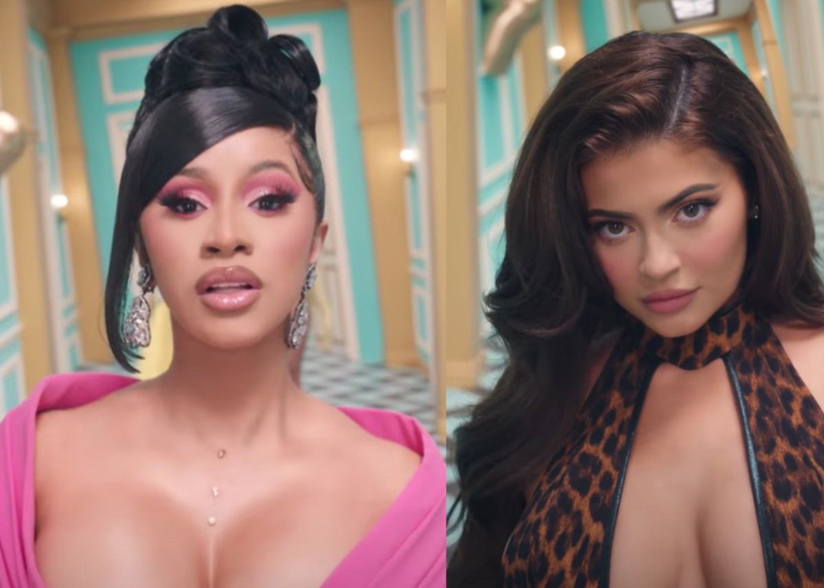 Cardi B Explains Why She Put Kylie Jenner In Her Wap Video Not
