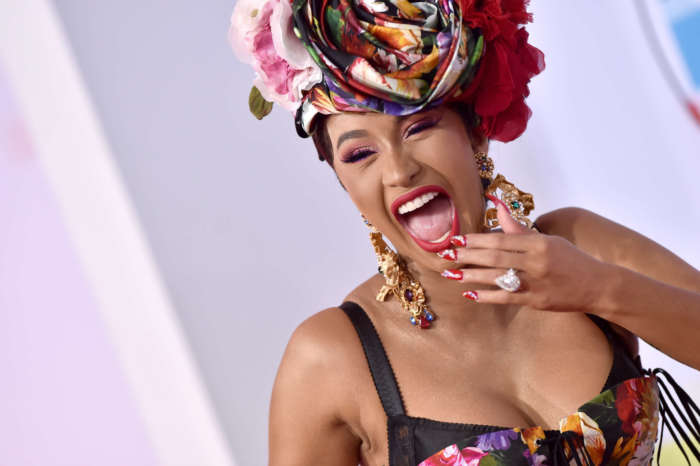 Cardi B Has A Piece Of Advice For Up And Coming Female Artists
