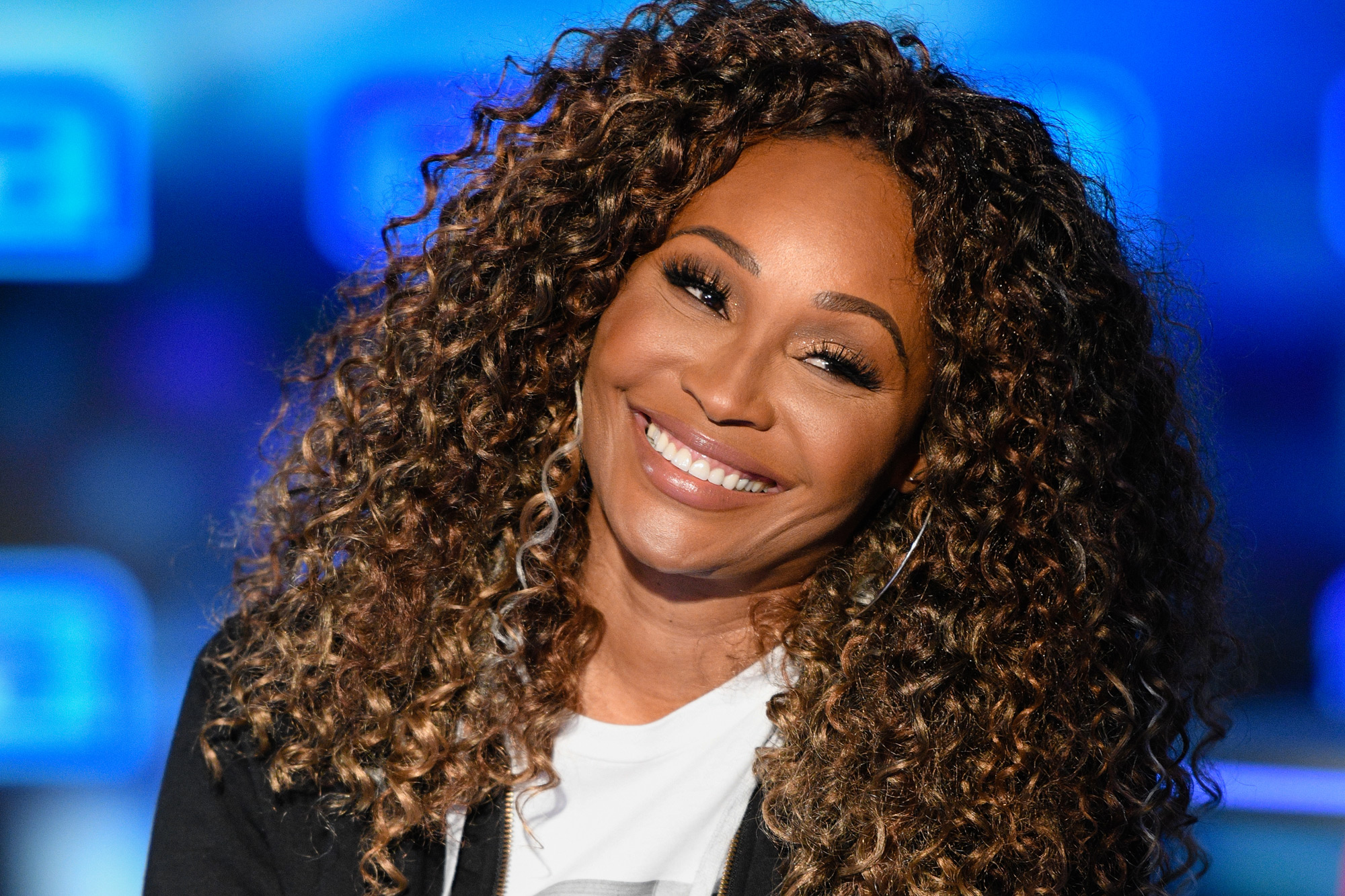Cynthia Bailey Praises Angela Davis - See Her Post Here