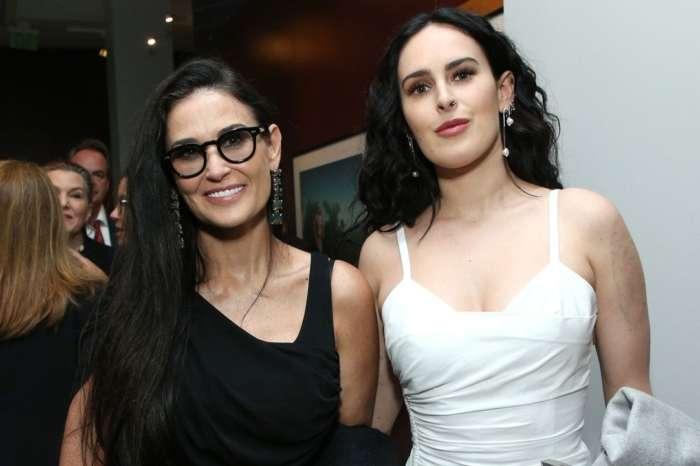 Demi Moore Pays Sweet Tribute To Her Look-Alike Daughter Rumer Willis On Her 32nd Birthday - Pics!