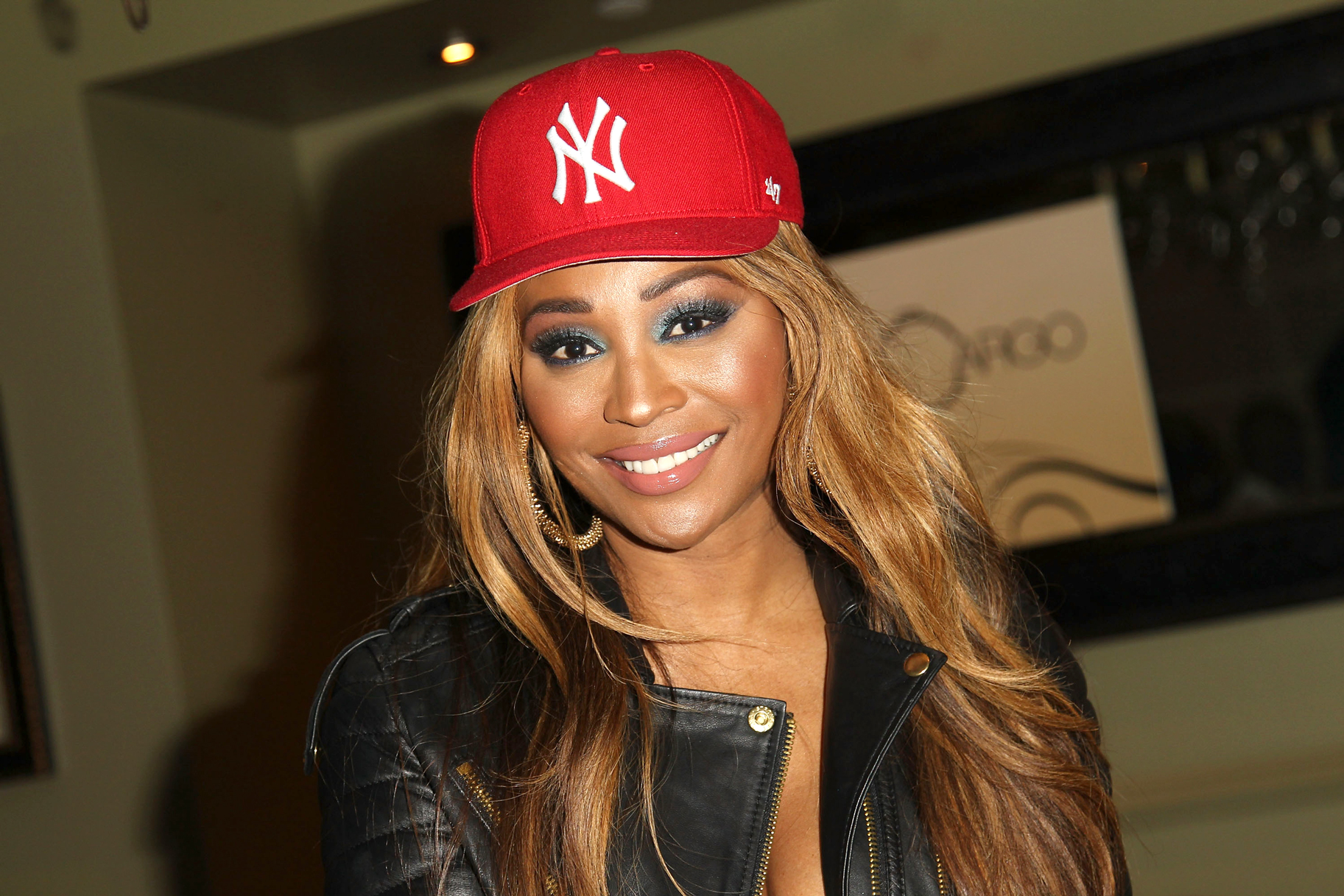 Cynthia Bailey Had A Blast Hanging Out With Her Fans