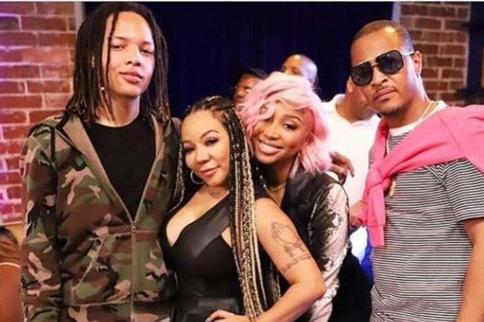 Tiny Harris' Daughter, Zonnique Pullins Proudly Graces The Cover Of Afro Style Magazine And Tip's Daughter, Deyjah Harris Wants To Be Like Her