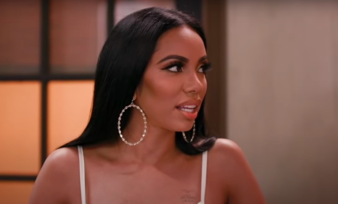 Erica Mena Drops New Thirst Traps That Have Fans' Jaws Dropping - See Her Looking Amazing In This Pink Swimsuit And Check Out A Photoshop Error!