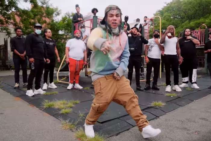 Tekashi 69 Has Some Fans Laughing Their Hearts Out Following This Video