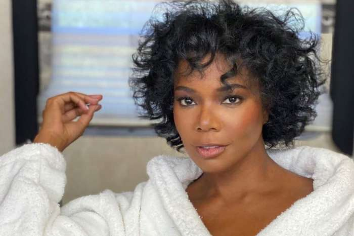 Gabrielle Union Talks About Losing Your Hair After Launching Her Haircare Products - See The Video