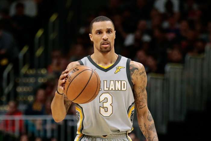 George Hill From The Milwaukee Bucks Says He Missed The National Anthem To Take A 'S**t'