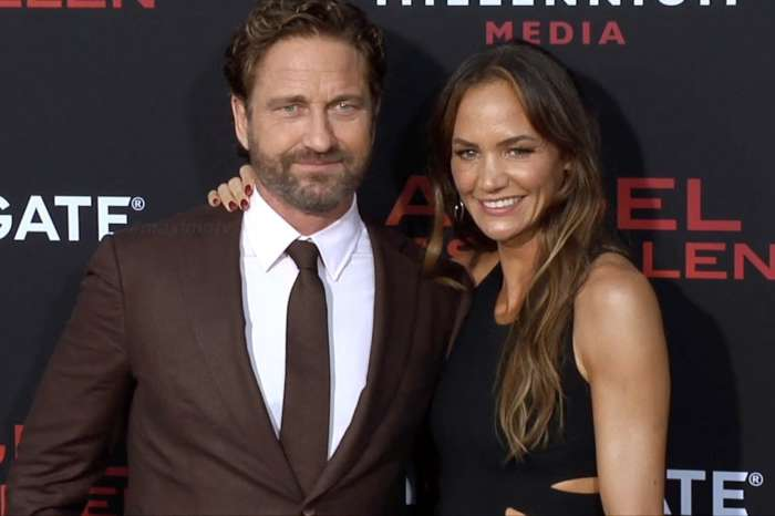 300 Star Gerard Butler And Real Estate Developer Morgan Brown Split Up After 6 1/2 Years Of Dating