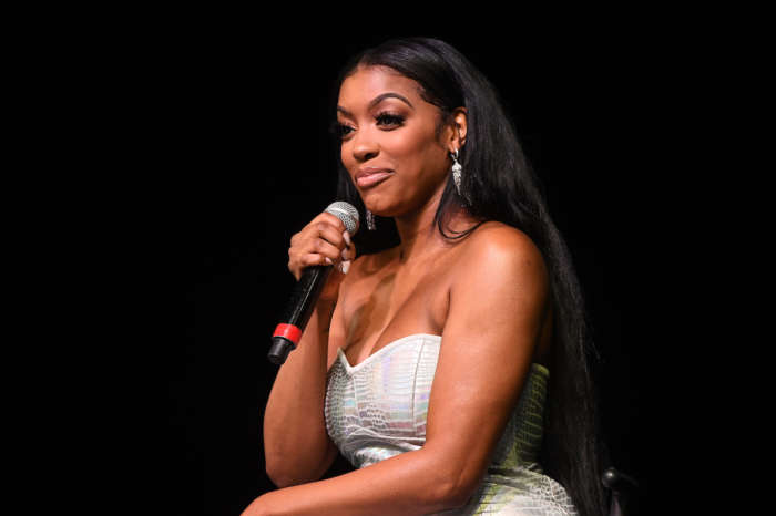 Porsha Williams Looks Bomb In This Skin-Tight Red Dress - See The Jaw-Dropping Photo That Sparked Breakup Rumors
