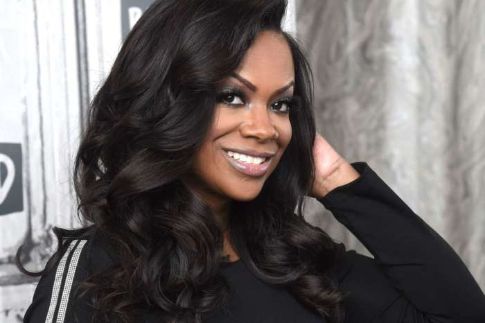 Kandi Burruss Poses In A Skin-Tight Dress And Impresses Fans