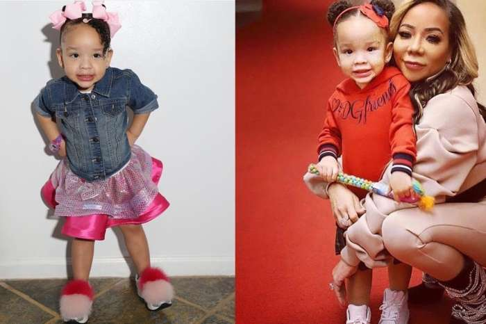 Tiny Harris' Daughter Heiress Gives Everything She's Got In Adorable Dancing Video - Watch Her Do The Splits And More!