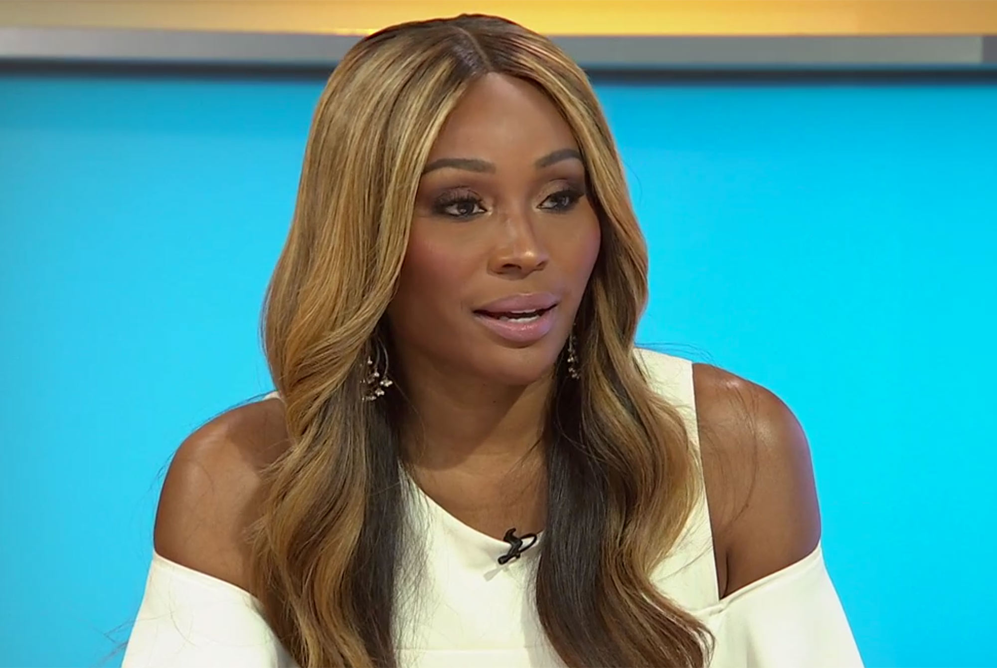 Cynthia Bailey Celebrates The Birthday Of Princess Love - See Her Message
