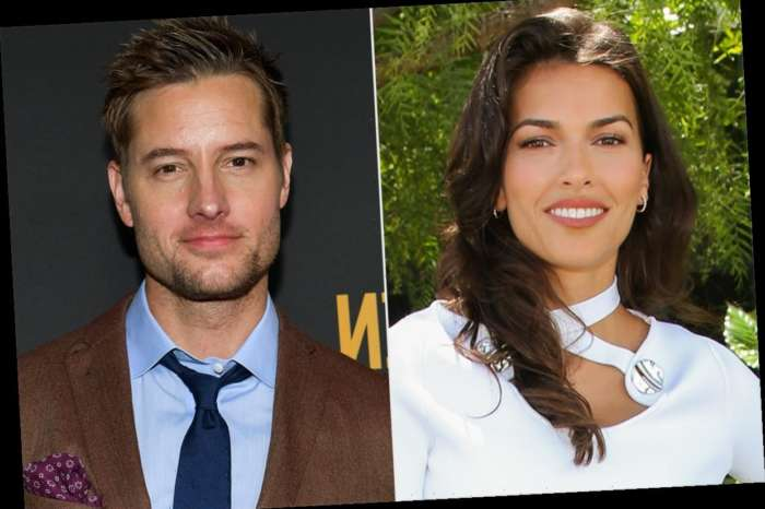 Justin Hartley and Sofia Pernas Appear To Confirm Their Relationship