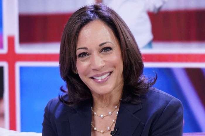 Kamala Harris Praises Joe Biden's 'Audacious' Choice For His Running Mate - A Woman Of Color!