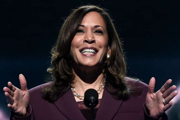 Kamala Harris Accepts Vice President Nomination - Honors Her Late Mother In Her Speech