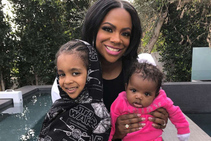 Kandi Burruss' Video Featuring Blaze Tucker And Ace Is The Sweetest Thing You'll See Today