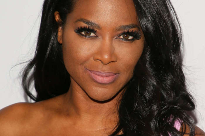 Kenya Moore Is The Happiest Mother - Check Out Her Photo With Brooklyn Daly