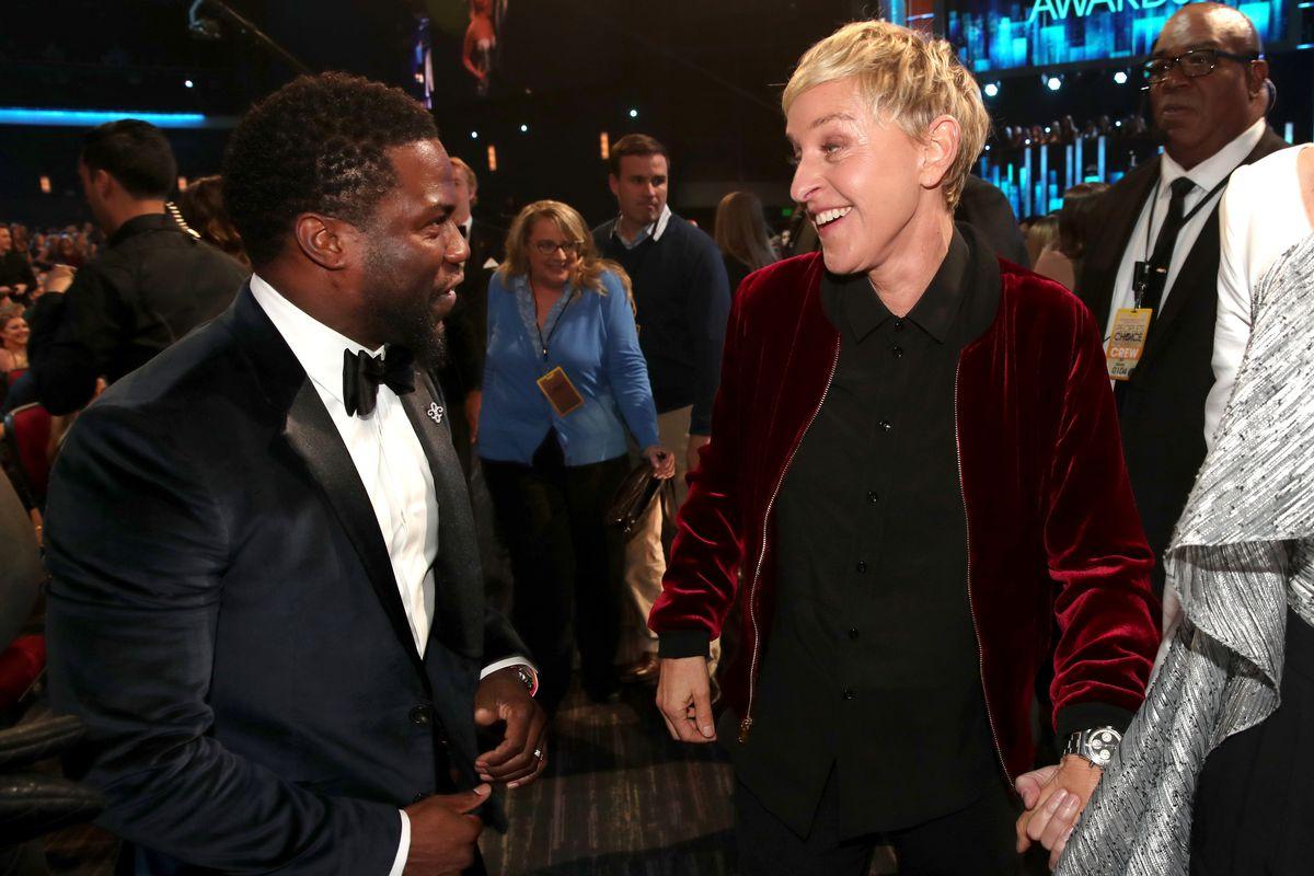 Ellen DeGeneres' brother Vance defends sister as 'bright light in dark world'