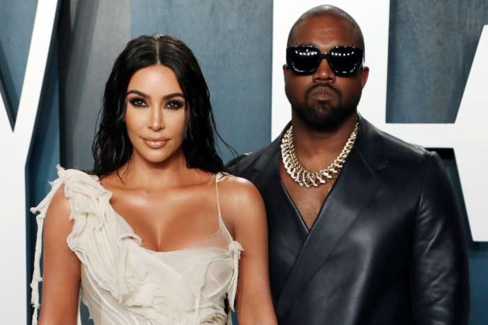KUWTK: Kim Kardashian And Kanye West Reportedly 'Getting Along Fine' On Family Vacation Despite His Divorce Tweets Less Than A Month Ago!