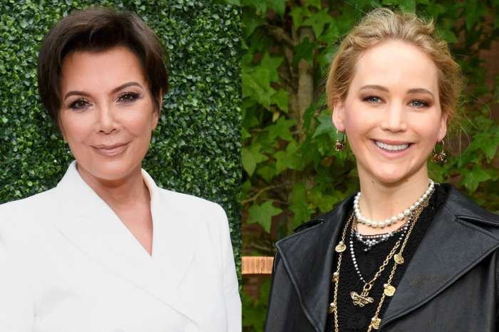 KUWTK: Kris Jenner Calls Jennifer Lawrence Her 'Favorite Daughter' In Sweet Birthday Tribute - Pics!