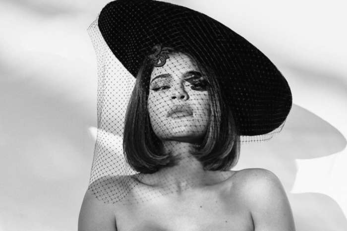 Kylie Jenner Ditches Her Top In New Sultry Photos After Her 23rd Birthday