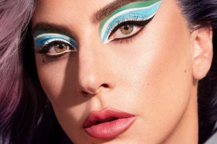 Lady Gaga Debuts Blue And Pink Hair — See The Photos
