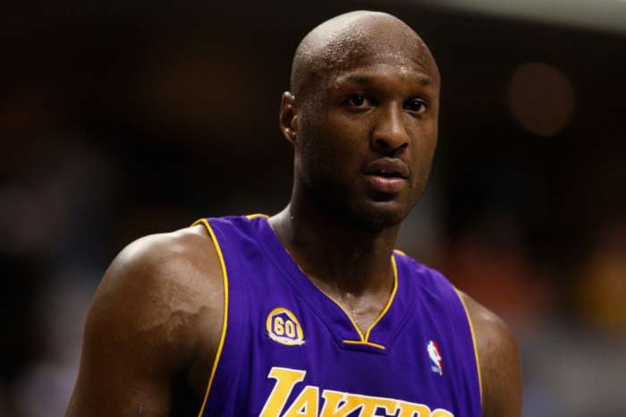 Lamar Odom's GF Sabrina Parr Says The Odom Family Has Trauma - Lamar's Children Have A Hard Time 'Accepting' New People