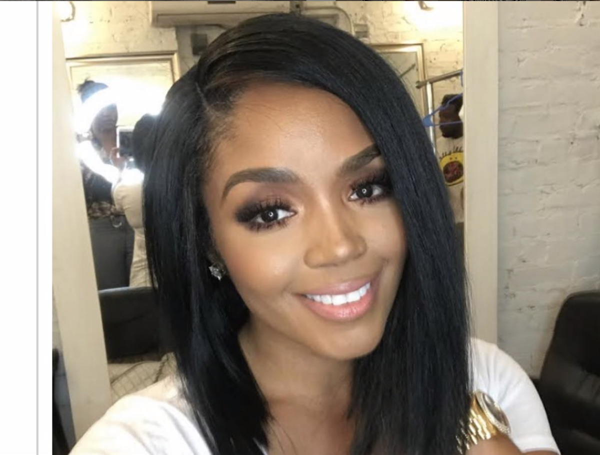 Rasheeda Frost Shows Off A Boss Look In This 'Pressed' Outfit