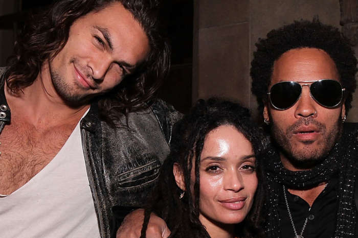 Lenny Kravitz Pays Tribute To Ex-Wife Lisa Bonet's Current Husband Jason Momoa On His Birthday And People Love The Unusual Bromance!